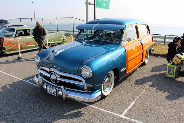 Calアワードを獲得した1949年式フォード・カントリースクワイア