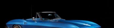 1967 Chevrolet Corvette Stingray Convertible|1967 シボレー コルベット スティングレイ コンバーチブル